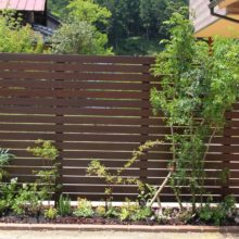 久美浜町「ウッドフェンスとテラスのお庭」_190527_0004